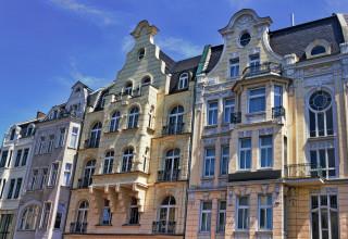 Bonn Jugendstil Häuser
