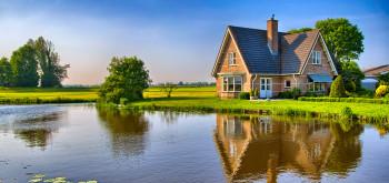 Einfamilienhaus am See