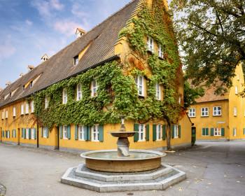 Augsburg Fuggerei