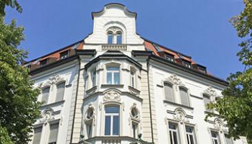 Altbau Fassade