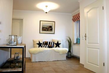 Renoviertes Wohnzimmer