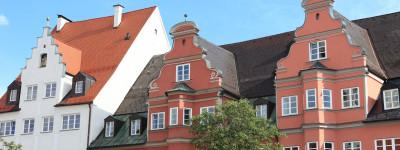 Gebäude Innenstadt