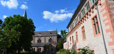 Pfalzer Schloss in Groß-Umstadt