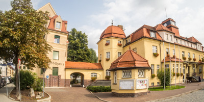 Rathaus von Markkleeberg