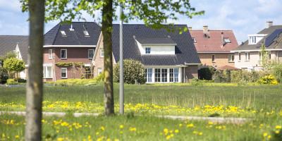 Einfamilienhaussiedlung