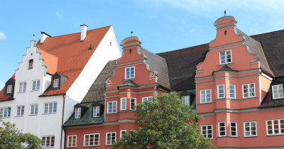 Gebäude in Bayern
