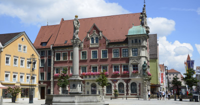 Mindelheim Platz