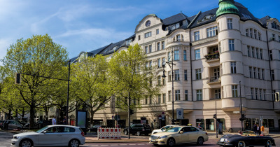 Haus am Kurfürstendamm in Berlin