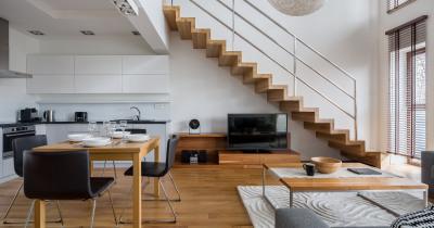 Moderne Maisonette Wohnung