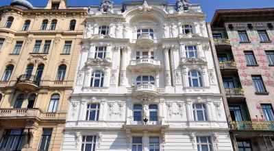 Altbauten in Wien