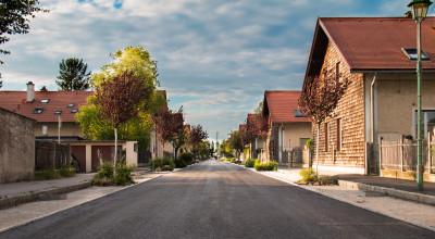 Einfamilienhaus-Kolonie in Mödling