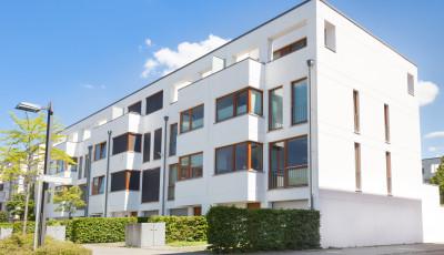 Mehrfamilienhaus - Fassade