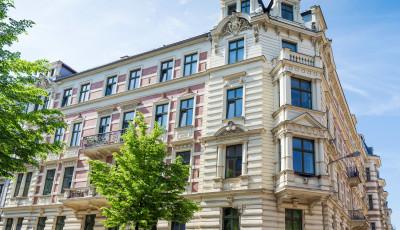 Fassade eines Altbaus