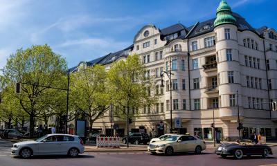 Haus am Kurfürstendamm in Berlin