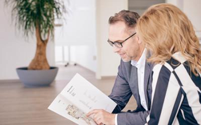 Verkaufsberatung Lindner Immobilien