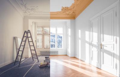 Interessenten Renovierung