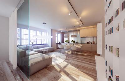 Moderne Wohnung in Frankfurt am Main