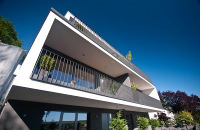 Neues Mehrfamilienhaus in Frankfurt am Main