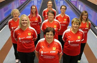 Damenmannschaft SKV