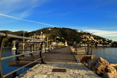 Steg in Santa Ponsa