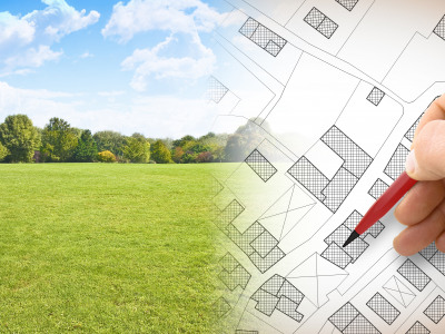 Grundstücksplanung