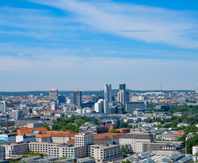 Skyline von West Berlin