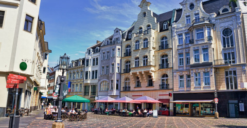 Bonn Altstadt