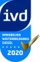 Logo ivd Immobilien-Weiterbildungssiegel 2020