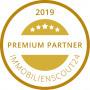 Logo Immobilienscout24 Premium Partner 2019