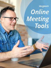Grafik Onlinemeeting Tools