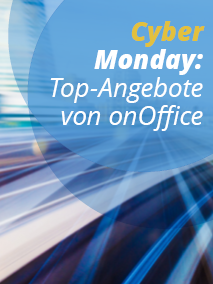 onOffice Cyber Monday Grafik
