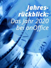 Grafik Jahresrückblick 2020