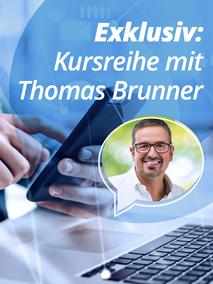 Kursreihe Thomas Brunner