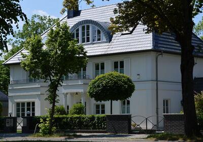 Freistehendes Haus in Berlin Dahlem