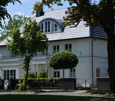 Freistehendes Haus in Dahlem Berlin