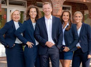 Team von BBI Immobilien