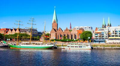 Hafen von Bremen
