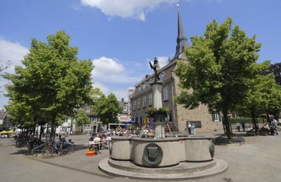 Marktplatz von Ratingen