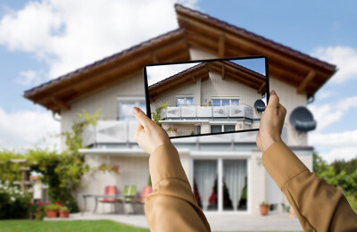 Virtuelle Immobilienpräsentation