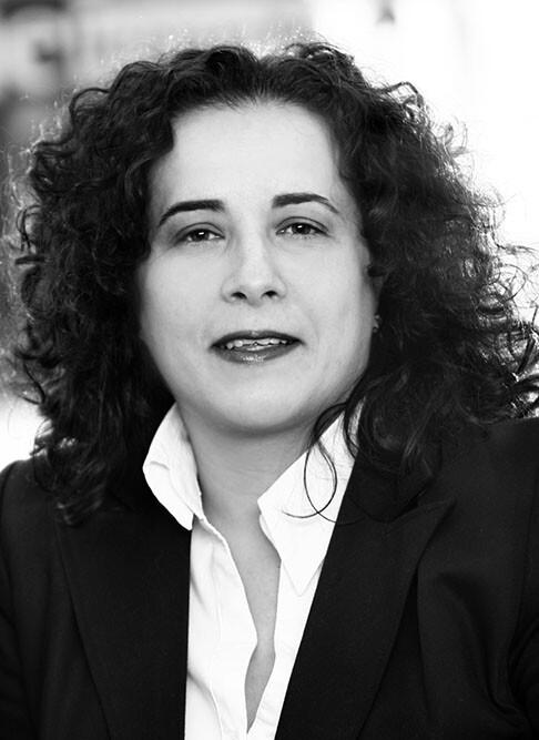 Teammitglied Claudia Schicchi