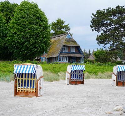 Strandkörbe Sierksdorf