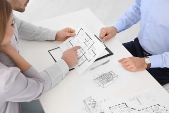 Grundrisserstellung für einen Immobilienverkauf in München