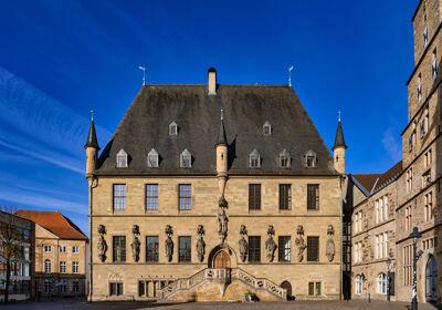 Rathaus in Osnabrück
