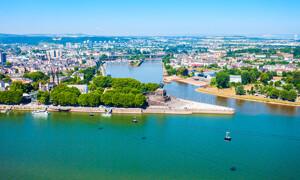 Panorama Koblenz