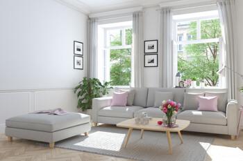 Modernes Wohnzimmer in Dornhan
