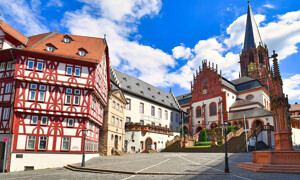Aschaffenburg Altstadt