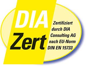 DIA Zert Logo
