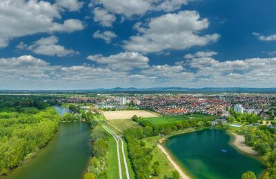 Lampertheim Luftbild