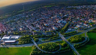 Viernheim Luftbild