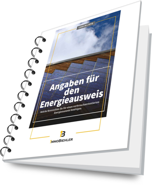 Immobilienratgeber zum Energieausweis